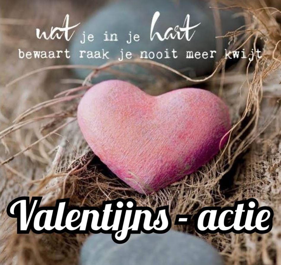 Valentijn - actie