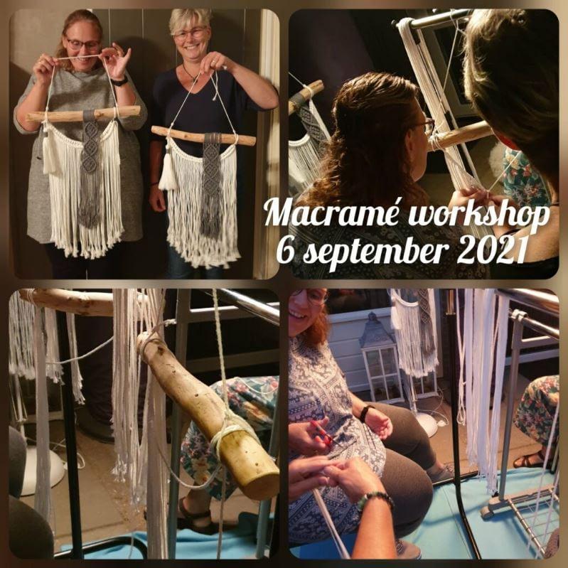 Workshop - Macramé - 6 september 2021
