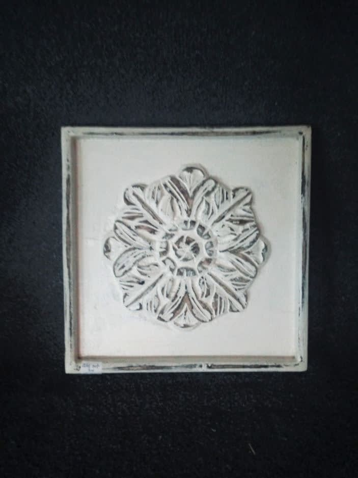 "Deco-bord - Drieluik ""Ornament"""