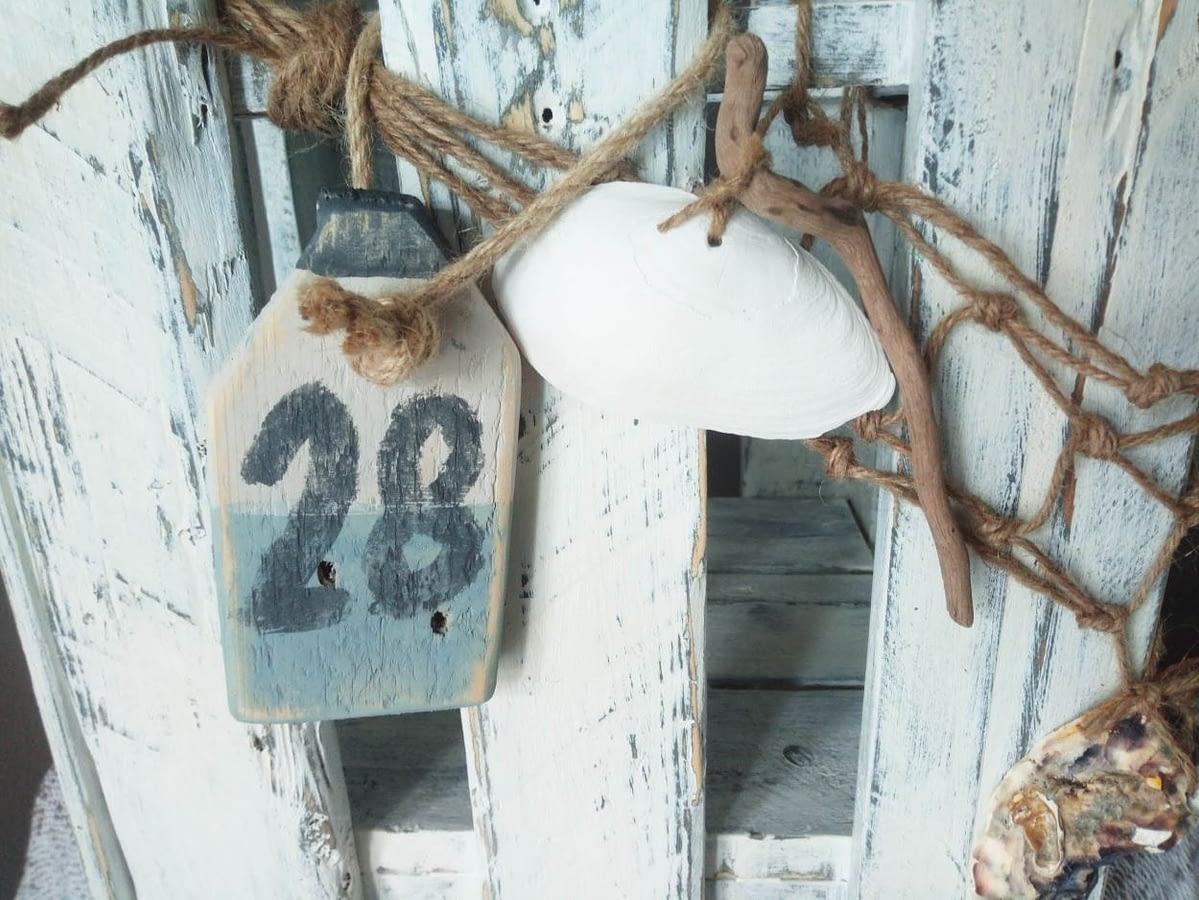 Beach House - Plantenbak - windlicht