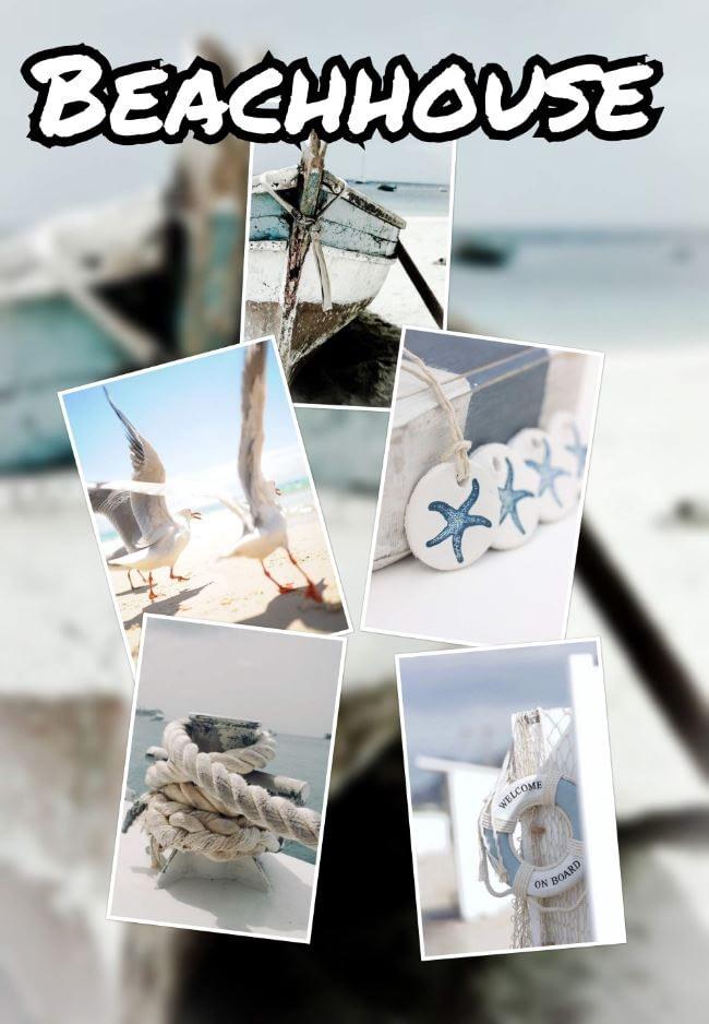 Haal zon, zee en strand in huis met de Beach House-collectie