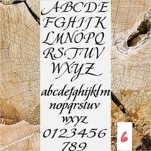 Lettertype 06