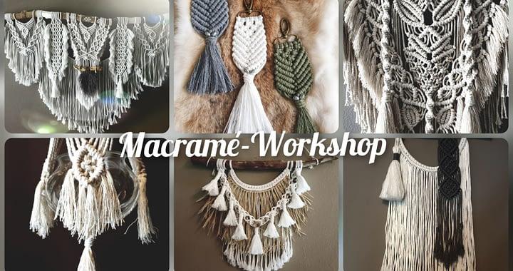 Workshop - Macramé