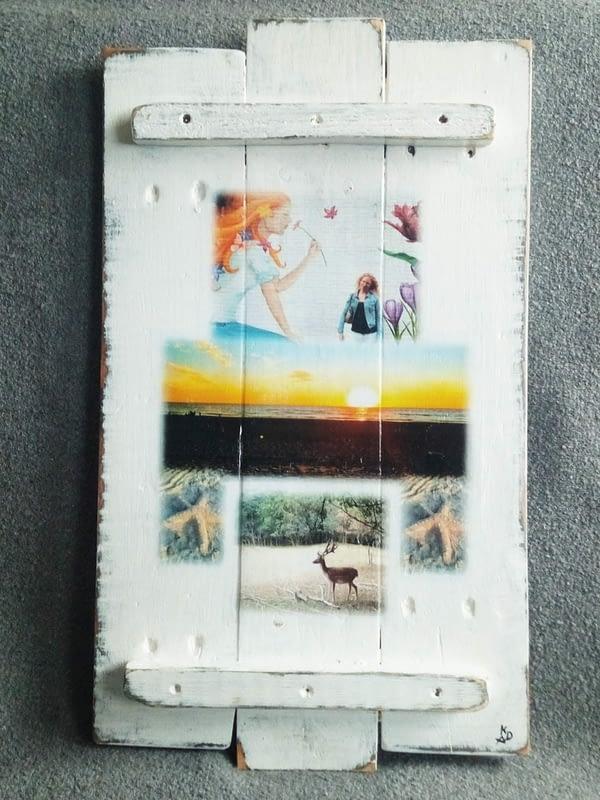 Deco-bord - Vakantie 01