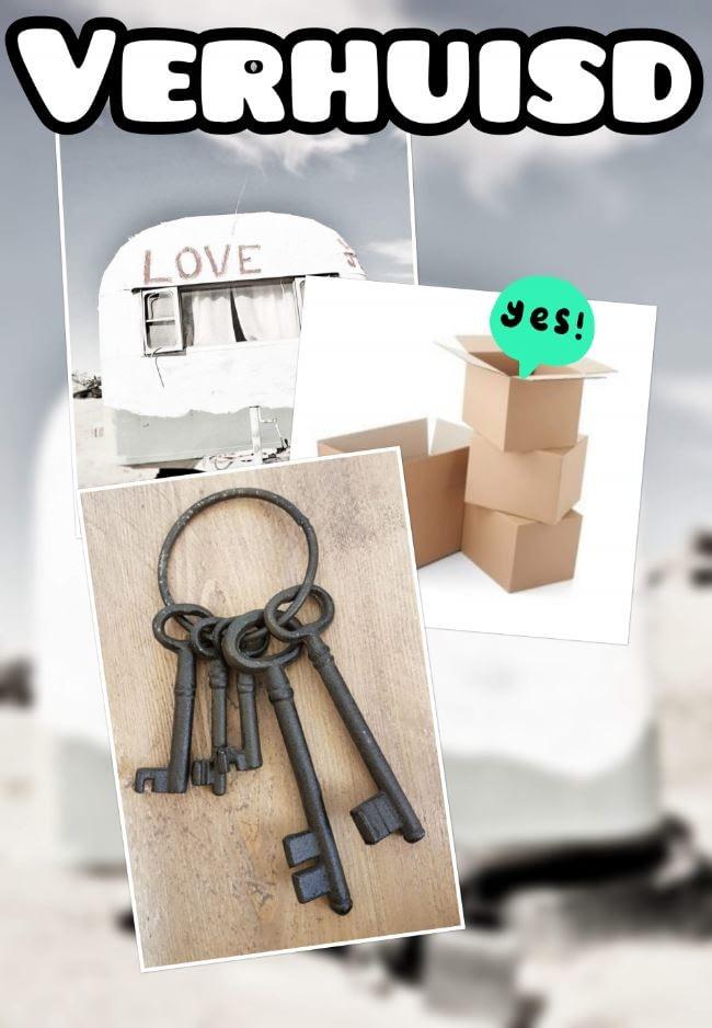 Een gepersonaliseerd kado voor een nieuwe woning
