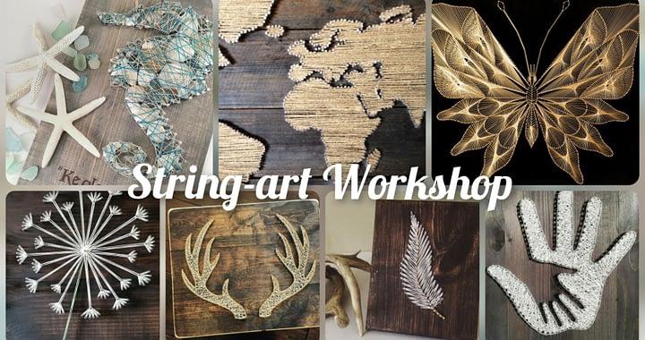 Workshop - String-art